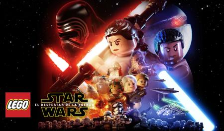 LEGO Star Wars: The Force Awakens, ya puedes jugar gratis a su primer capítulo en Android