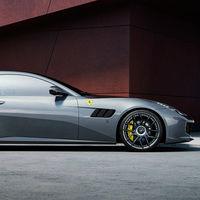 Wheelsandmore le saca hasta 715 CV al Ferrari GTC4 Lusso V8 para que mire por encima al V12