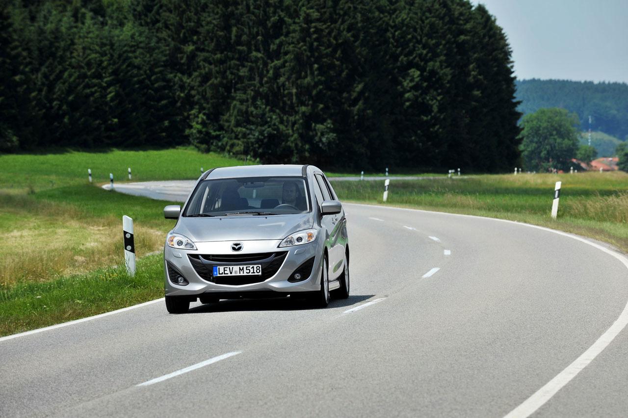 Foto de Mazda5 2010 (40/121)