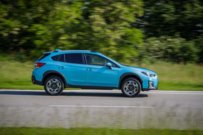 Foto de Subaru Forester y XV Eco Hybrid (15/18)