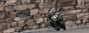Jonathan Rea recupera el liderato de Superbikes y Álvaro Bautista logra su primer podio con Honda