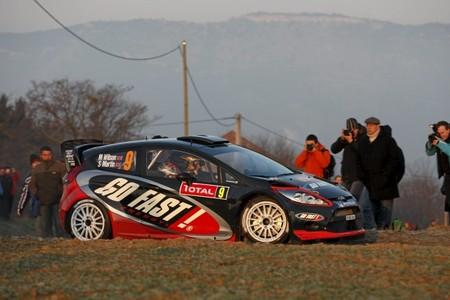 Matthew Wilson competirá en el WRC2 con un Ford Fiesta R5