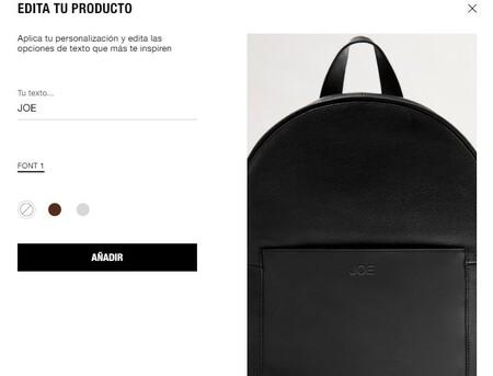Zara Permitira Personalizar Sus Bolsas Y Accesorios Grabando Tus Iniciales En Ellos