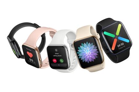 El Oppo Watch llega a España: precio y disponibilidad oficiales del smartwatch con WearOS de OPPO