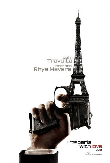 'From Paris With Love', cartel