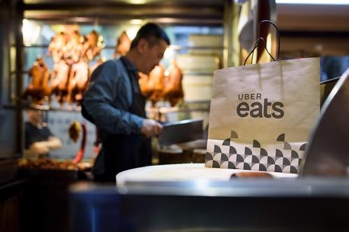 Uber Eats llegará a Barcelona en próximas semanas; Málaga, Sevilla, Valencia y Zaragoza se unirán a lo largo de 2018
