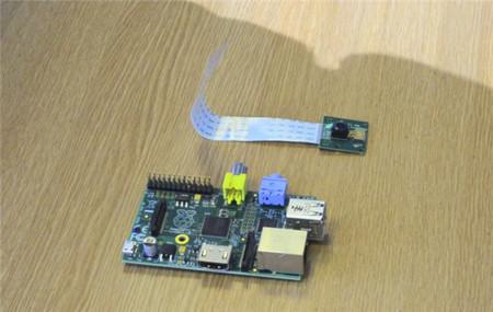 Ya puedes conectar una cámara a tu Raspberry Pi