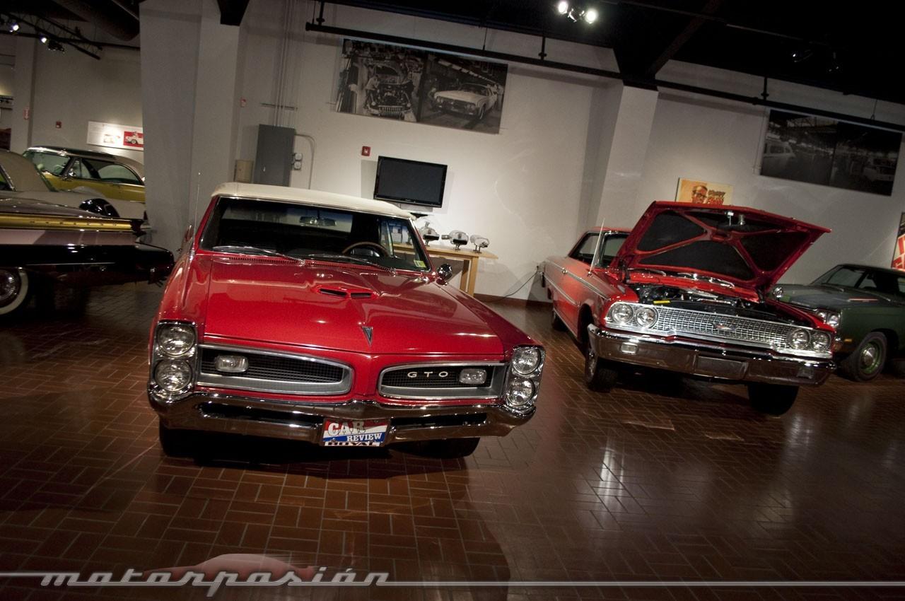 Foto de Gilmore Car Museum (51/61)