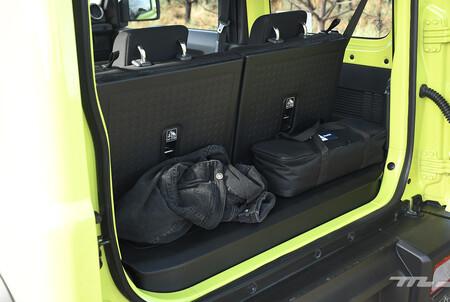 Suzuki Jimny 2022 Mexico Opiniones Prueba Video 29