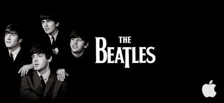 Apple iTunes Beatles
