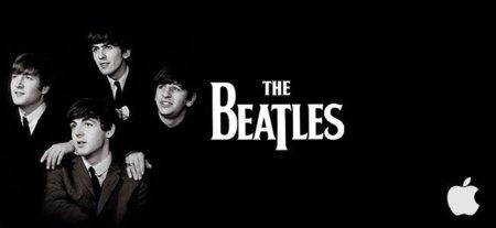 Los Beatles hacen un poco mas rica a Apple