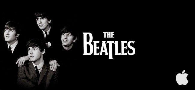 Apple iTunes Beatles