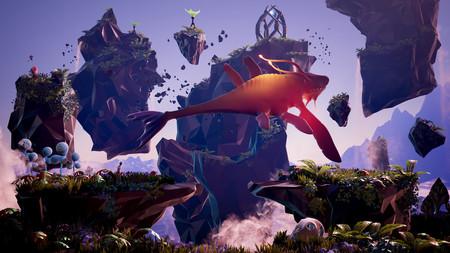 Planet Alpha quiere ser una reinvención de Inside en un cautivador planeta rebosante de color