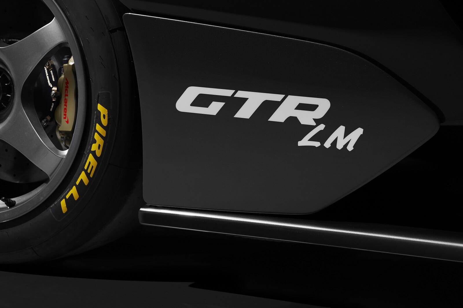 Foto de McLaren Senna GTR LM (13/48)