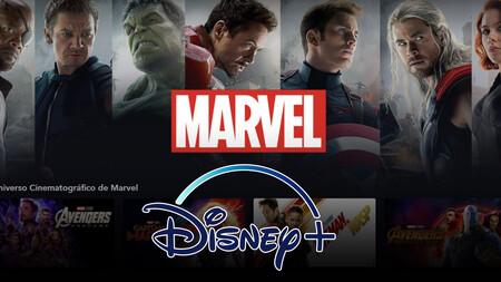 Disney+: ¿Por qué faltan 3 películas del Universo Cinematográfico de Marvel?
