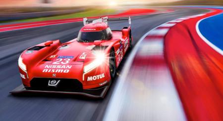El Nissan GT-R LM NISMO para Le Mans, en tres puntos clave