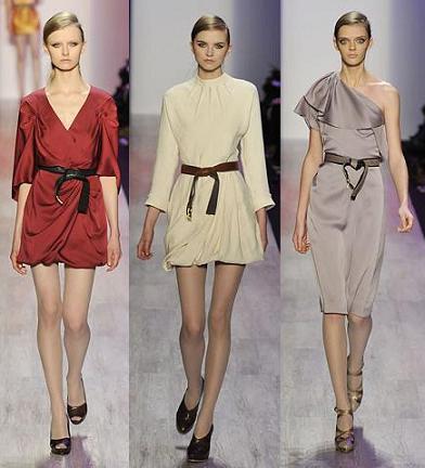 BCBG Max Azria en la Semana de la Moda de Nueva York Otoño/Invierno 2008/09
