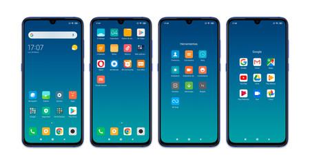 Xiaomi Mi 9 Apps Fabrica