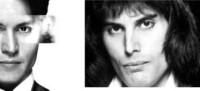 Johnny Depp podría ser Freddie Mercury