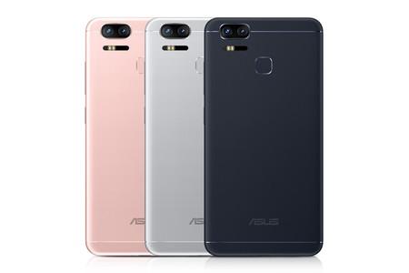 Asus presenta el ZenFone 3 Zoom: mejor cámara y una gran batería