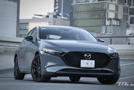 Mazda 3 Turbo Signature Mexico Opiniones Prueba 9