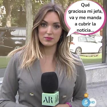 ¿Quién es Marta Riesco? La trayectoria y los indicios que apuntan a que la reportera de 'El programa de Ana Rosa' puede ser la amante de Antonio David Flores