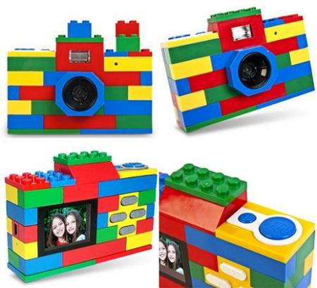 Cámara digital LEGO
