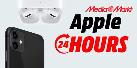 Las Apple Hours de MediaMarkt dejan los iPhone 11 Pro, SE, iPad (2019) y MacBook Air más baratos: solo hoy, 10 de septiembre