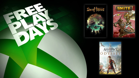 Por tiempo limitado puedes jugar gratis a Sea of Thieves y Assassin's Creed: Odyssey en Xbox One con Xbox Live Gold