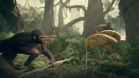Ancestors: The Humankind Odyssey llevará la supervivencia de nuestros antepasados a consolas el 6 de diciembre