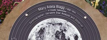 La mujer que le puso nombres a la Luna