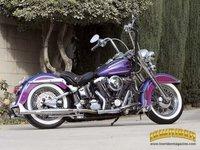 "1995 Harley-Davidson Heritage Softail ""Scooter Trash"""