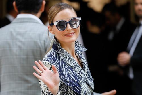 """Olivia Palermo, Chiara Ferragni, Priyanka Chopra y muchas más protagonizan el """"front row"""" del desfile de Alta Costura de Dior"""