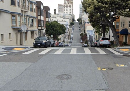 Paso Peatones San Francisco Eeuu