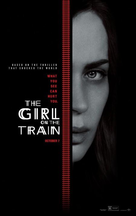 Nuevo póster de La Chica del Tren