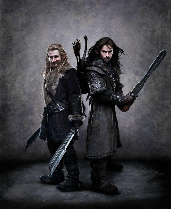 Foto de 'El Hobbit', imágenes de los trece enanos (5/7)