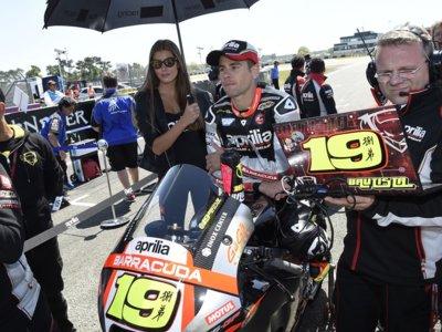 Ya es oficial, Álvaro Bautista ficha por el Aspar Team y llevará una Ducati Desmosedici GP16