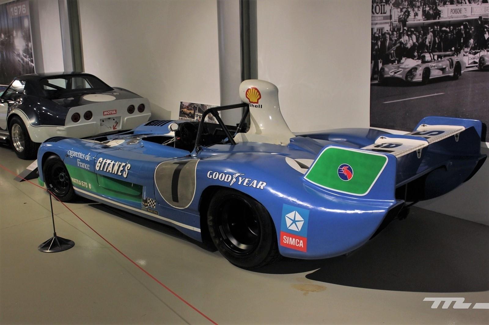 Foto de Museo de las 24 Horas de Le Mans (madurez) (14/45)