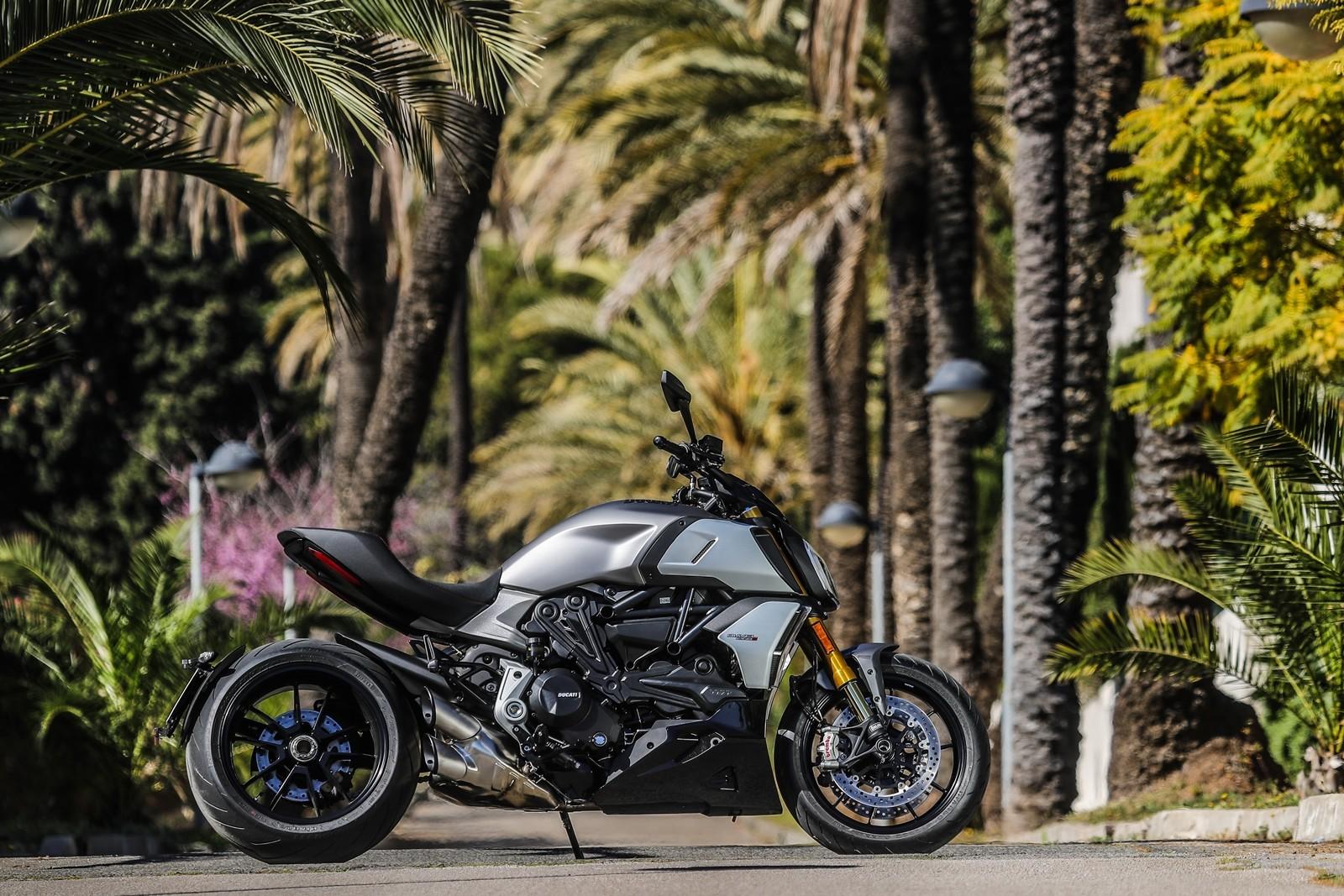 Foto de Ducati Diavel 1260 S 2019, prueba (42/59)