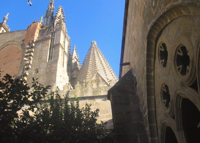 Las dos catedrales de Plasencia, un conjunto arquitectónico único