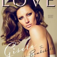 Foto 4 de 6 de la galería duelo-de-modelos-y-portadas-en-la-revista-love-gisele-bundchen-y-agyness-deyn-entre-otras en Trendencias