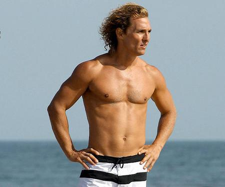Matthew McConaughey quiere llamarle a su hijo como una cerveza