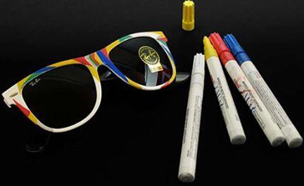 Diseña tus propias gafas Ray Ban