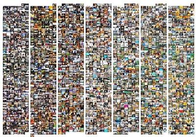 Jeff Harris: 13 años de autorretratos diarios. 4.748 y contando