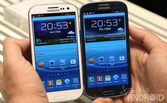 Foto de Samsung Galaxy SIII (15/16)