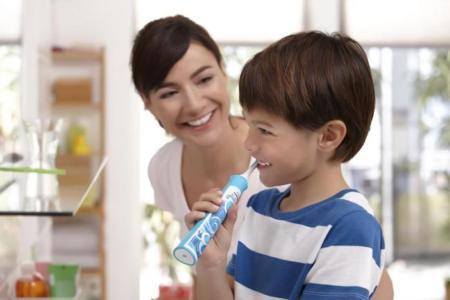 Philips Sonicare For Kids: con pegatinas y avisos de cambio de posición