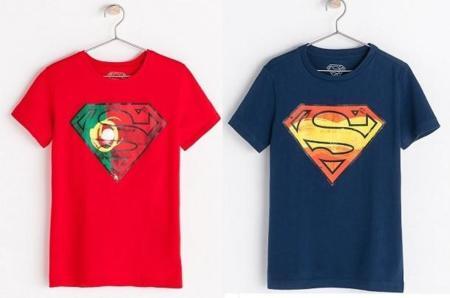 Camisetas Fútbol Mundial de Brasil 2014