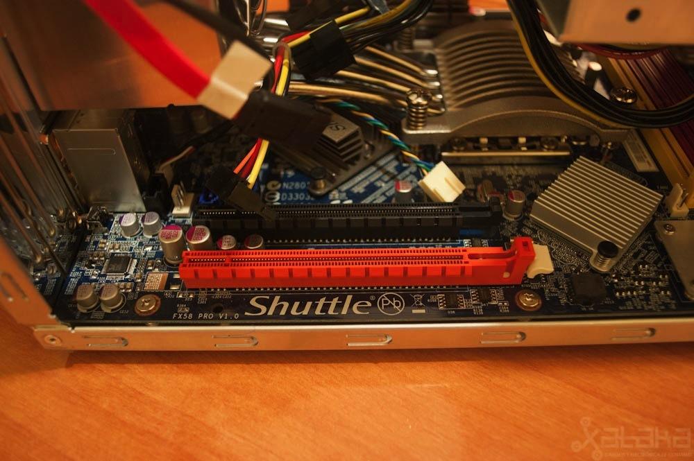 Foto de Shuttle SX58H7 Pro, análisis (6/15)
