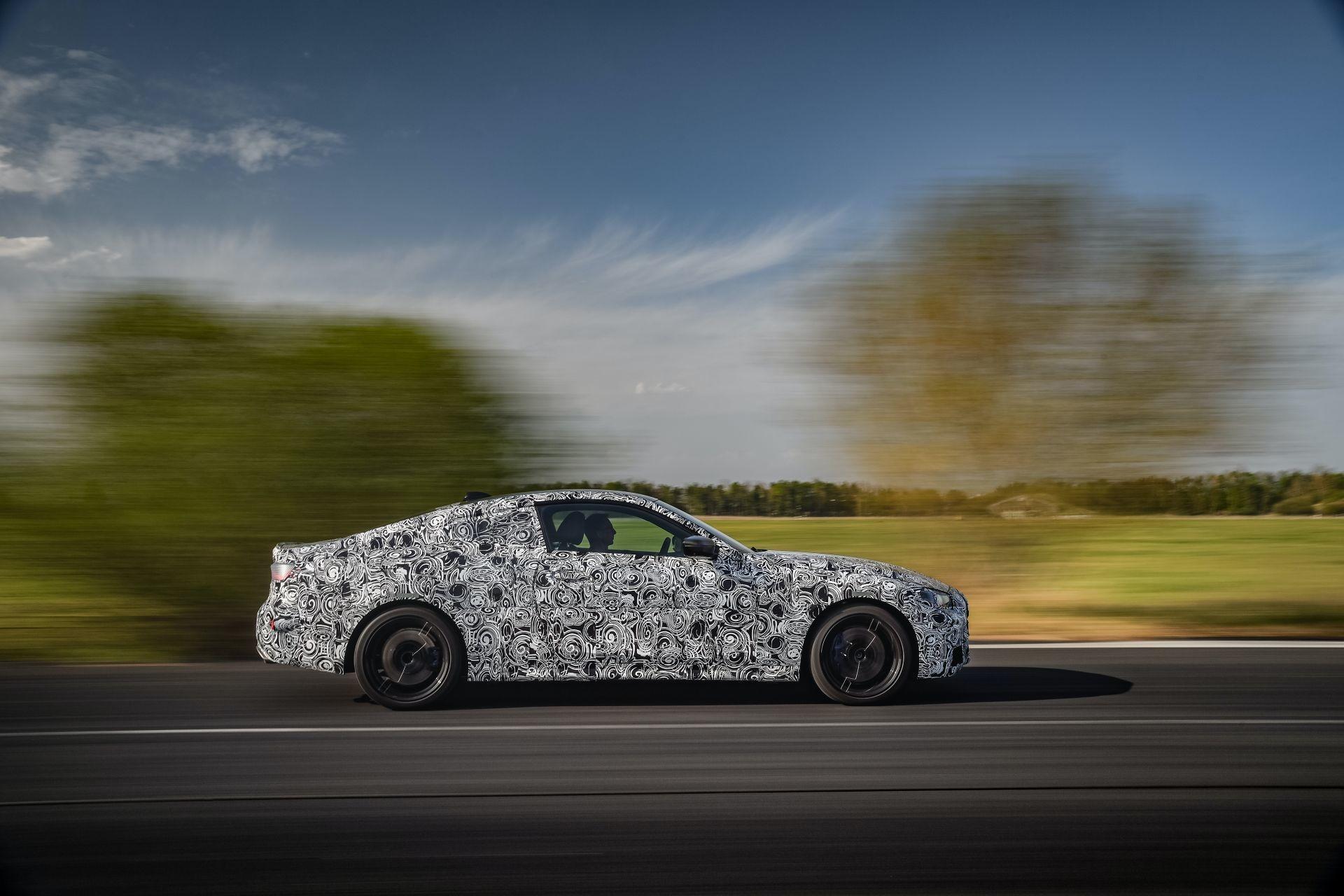 Foto de BMW Serie 4 2021 (fotos espía) (19/38)