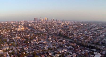 Tres minutos sobre Los Ángeles